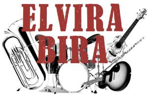 Elvira Bira red logo