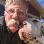 Fällmanmedhundfyrkantig